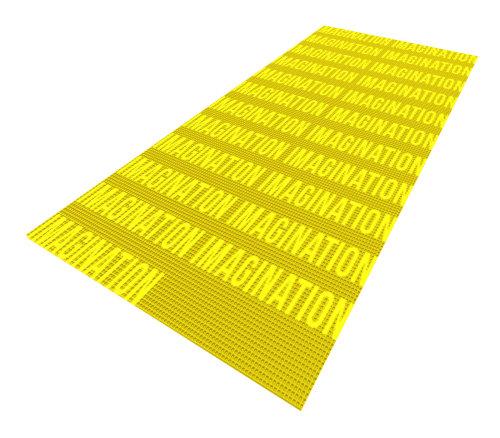 Imagination Yoga Mat