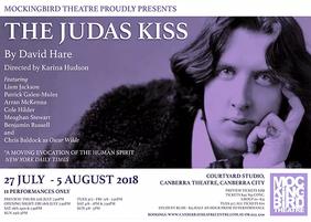 The Judas Kiss - Canberra