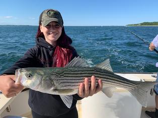 Girls love Fishin'