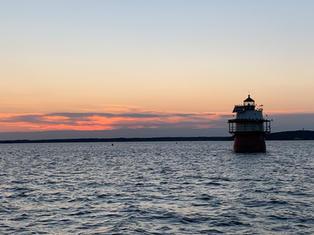 Bug Light SunsetScenic Sunset Cruise