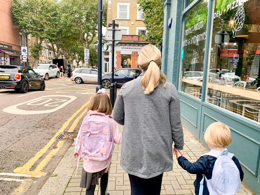 Family Updates + Autumnal Vibes