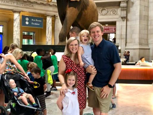 Family Vacation + City Living