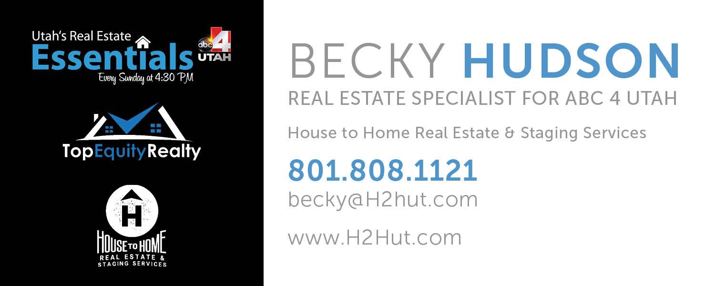Becky Hudson Realtor Lake Point
