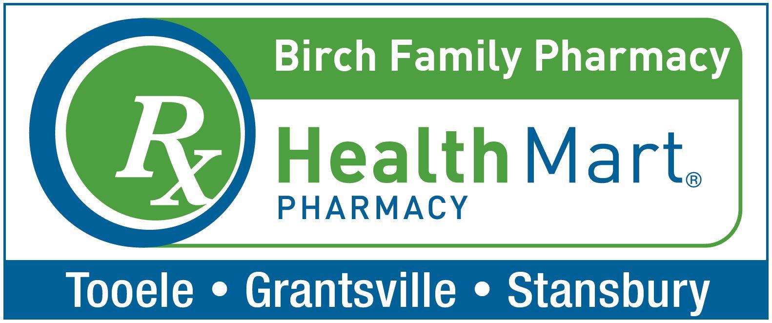 Birch Pharmacy 435-882-8880