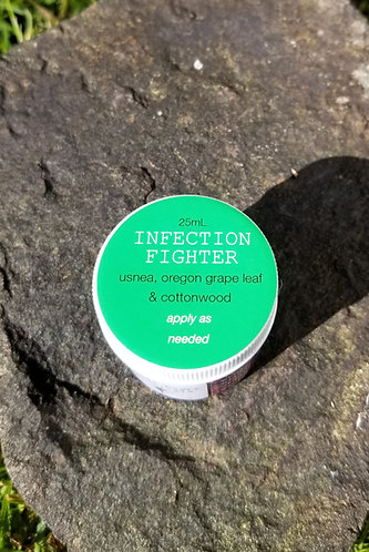 Infection Fighter salve