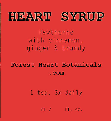 Heart Syrup