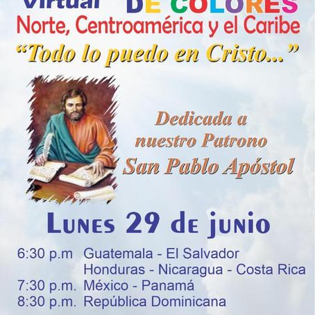 Ultreya Virtual Norte, Centro América y el Caribe
