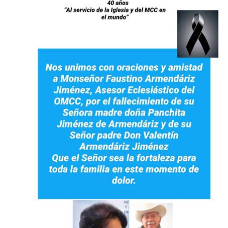 QEDP Padres Mons. Faustino Armendáriz Jiménez