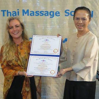 Graduation teaching certificate & diplom