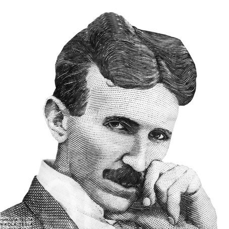 Blogging Against Stigma: Nikola Tesla