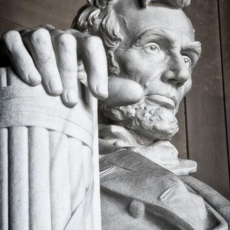 Blogging Against Stigma: Abraham Lincoln