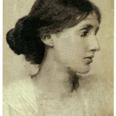 Blogging Against Stigma: Virginia Woolf
