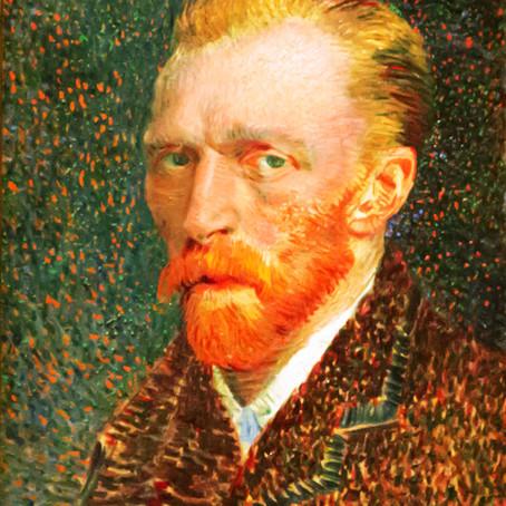 Blogging Against Stigma: Vincent Van Gogh