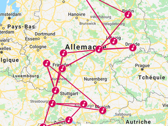 27/02/19 Deutschland'Tour !
