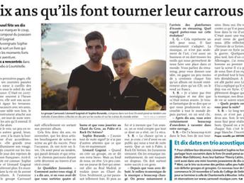 04/11/19 Revue de presse