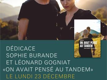 17/12/19 Séance dédicace à Chaux-de-Fonds!