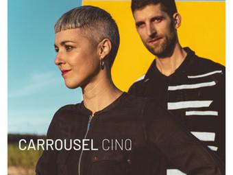CINQ - le nouvel album est à vous!