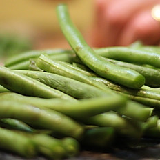 Spicy Green Beans FROZEN Single Portion