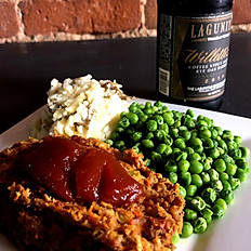 New Zealand Style Meatloaf FROZEN Single Portion