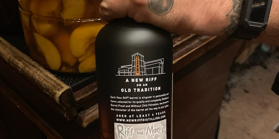 New Riff Bourbon Event