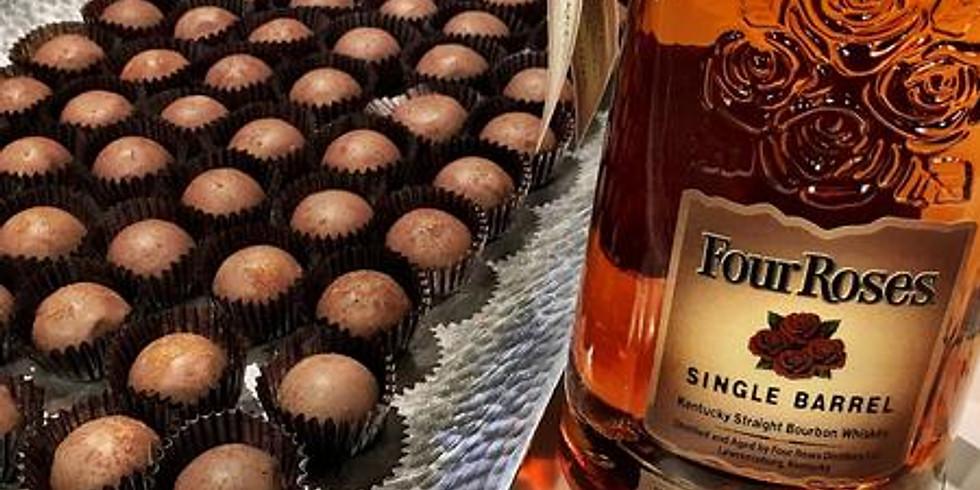 Four Roses Bourbon Event