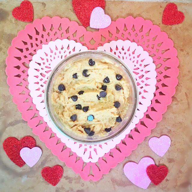 Edible GF & Vegan Cookie Dough