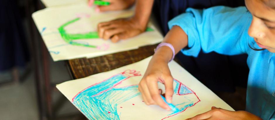 El arte como herramienta: que pasa cuando pintamos o dibujamos?