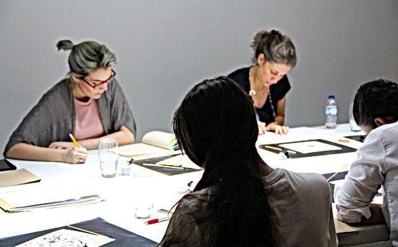 Escritura creativa taller