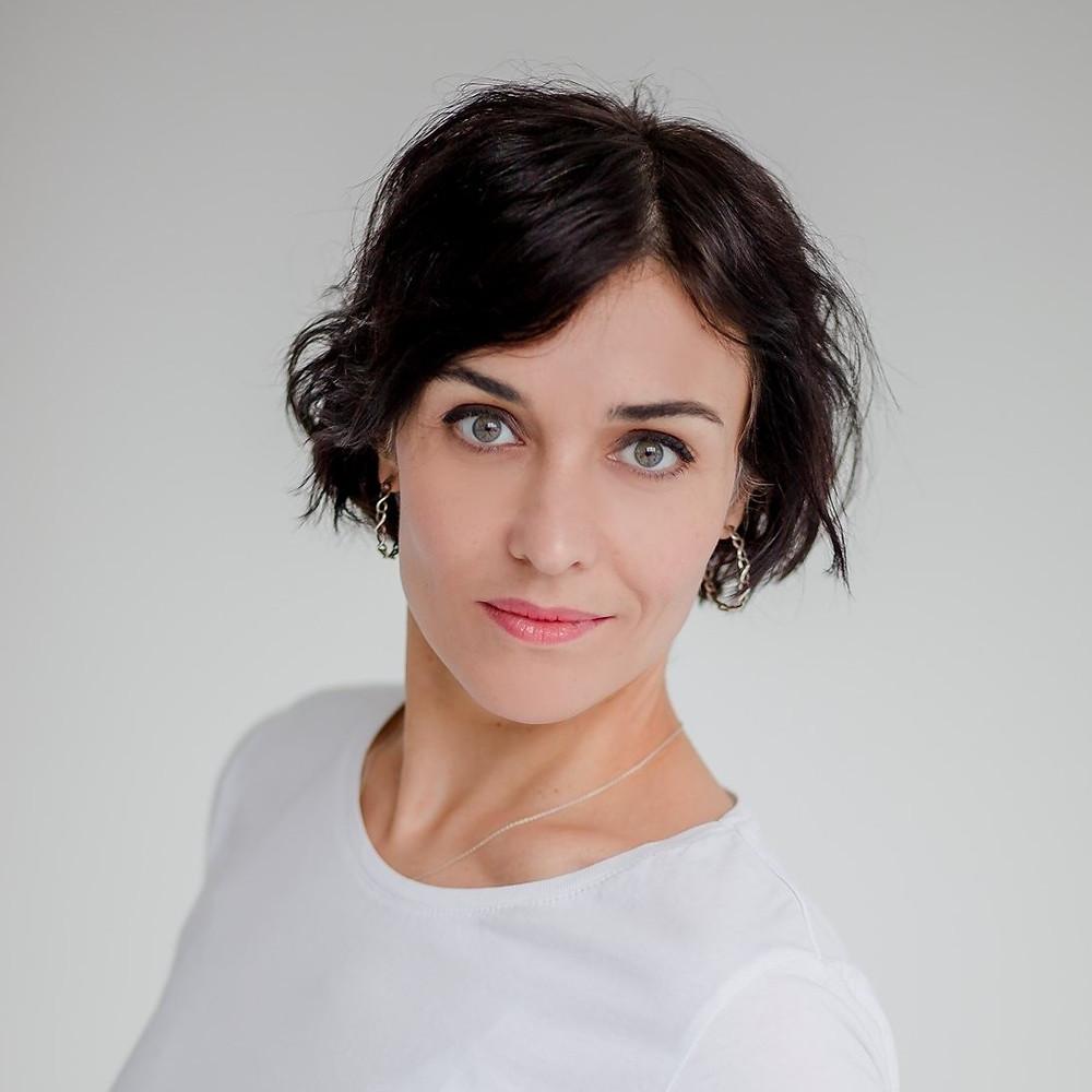 Лика Длугач, телеведущая, health coach