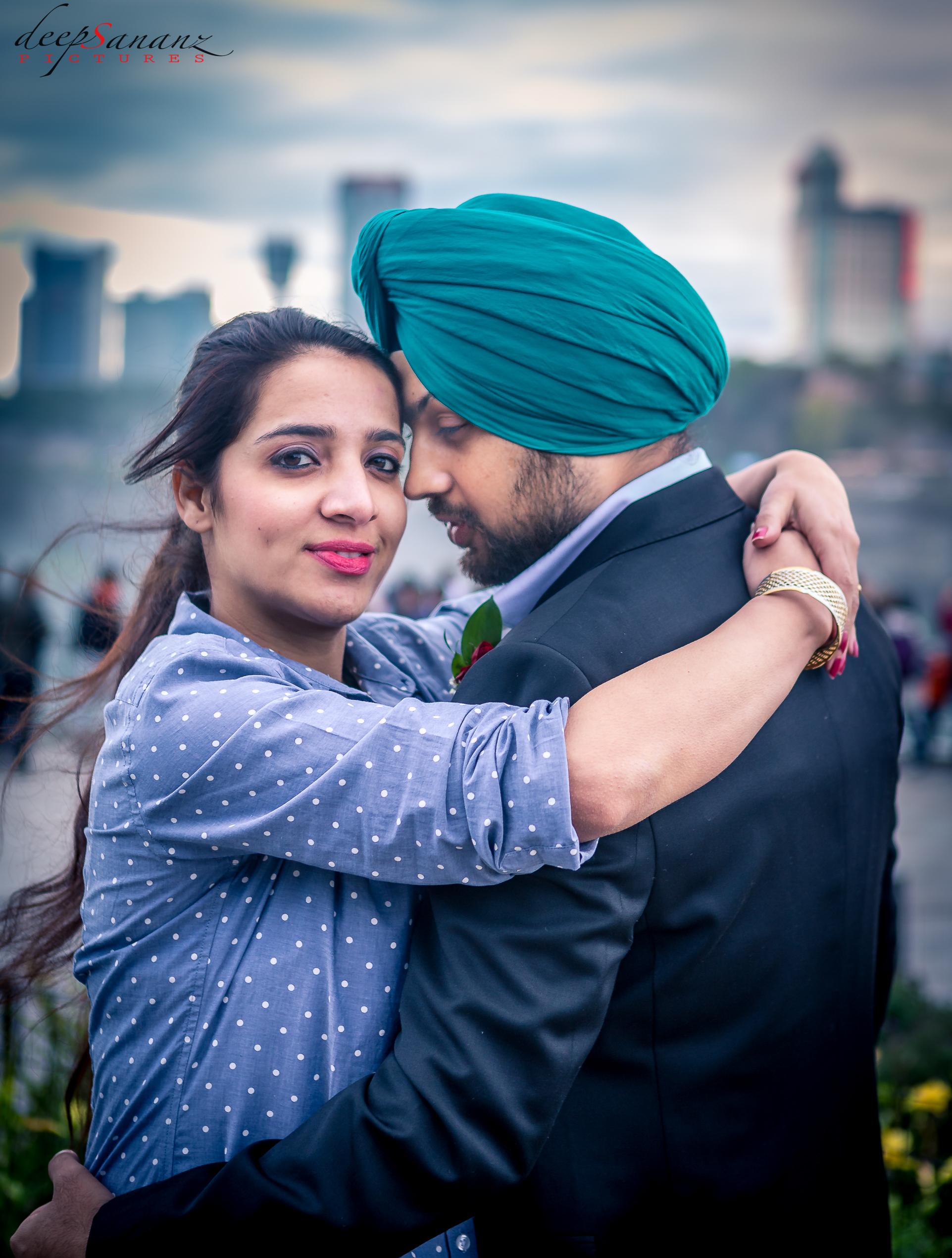 sikh couple photography NY