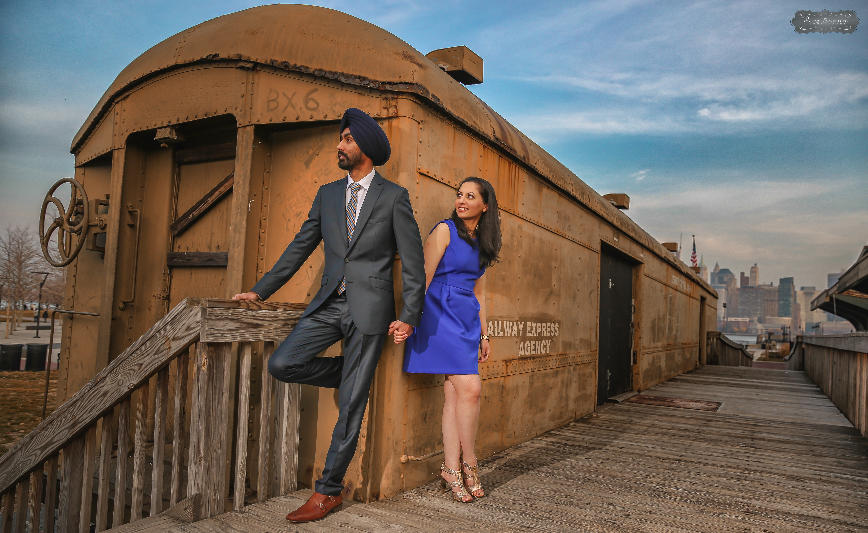 indian pre wedding shoot new jersey