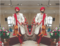 Sikh wedding pictures