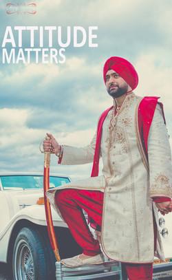 Royal Sikh Wedding in New Jersy