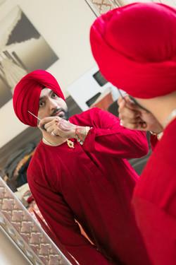 punjabi turban photography