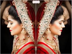 Indian bride photograph NJ
