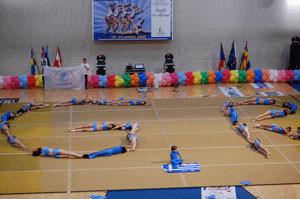 ο Μέγας Αλέξανδρος συμμετέχει στη 9η διεθνή γιορτή Γενικής γυμναστικής