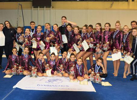 """Οι επιτυχίες και τα μετάλλια συνεχίζονται για τον Αθλητικό Σύλλογο """"Μέγας Αλέξανδρος"""" Γαλατσίου"""