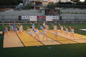 Απίθανη η εμφάνιση του Μέγα Αλέξανδρου στο Πανελλήνιο φεστιβάλ Γενικής γυμναστικής του  Ηρακλείου