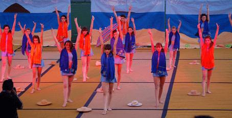 Ο Αθλητικός Σύλλογος Μέγας Αλέξανδρος στο Gala του πανελλήνιου φεστιβάλ Γενικής γυμναστικής
