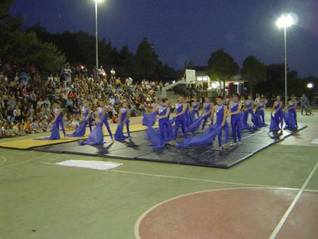 Γυμναστικές Επιδείξεις 2003