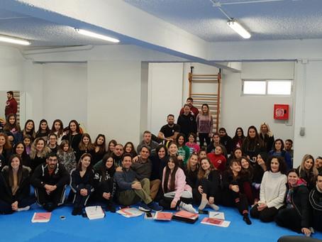 Κέντρο εκπαίδευσης προπονητών Aκροβατικής γυμναστικής οι εγκαταστάσεις του  Μέγα Αλέξανδρου