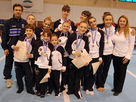 Έφεραν μετάλλια οι αθλητές και οι αθλήτριες του Μέγα Αλέξανδρου