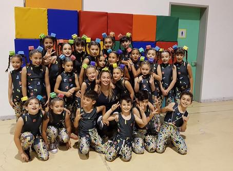 Εντυπωσίασαν οι επίλεκτοι αθλητές και αθλήτριες της ομάδας Γενικής γυμναστικής του Μέγα Αλέξανδρου!