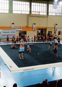 Πρόκριση του Συλλόγου!!  ανάμεσα σε άλλους 100  για το Πανευρωπαϊκό φεστιβάλ Γενικής γυμναστικής