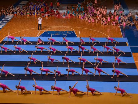 Θεαματικές οι ετήσιες Γυμναστικές επιδείξεις 2018 του Α.Σ.  Μέγας Αλέξανδρος στο Παλαί Γαλατσίου