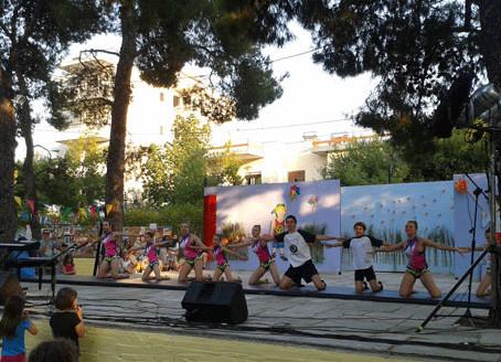 Πρόσκληση στους αθλητές του Μέγα Αλέξανδρου στην 36η Γιορτή του παιδιού στην Πεύκη