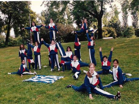 Φεστιβάλ Γυμναστικής Γερμανία 1995