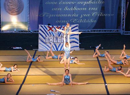 Καταχειροκροτήθηκαν οι αθλητές και οι αθλήτριες του Μέγα Αλέξανδρου!