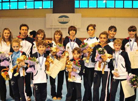 Ένα χρυσό , ένα αργυρό και δύο τέταρτες θέσεις έφεραν οι αθλητές και οι αθλήτριες Συλλόγου.