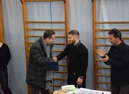 Εντυπωσιακή η κοπή πίτας 2018 του Αθλητικού Συλλόγου Μέγας Αλέξανδρος - Γαλατσίου